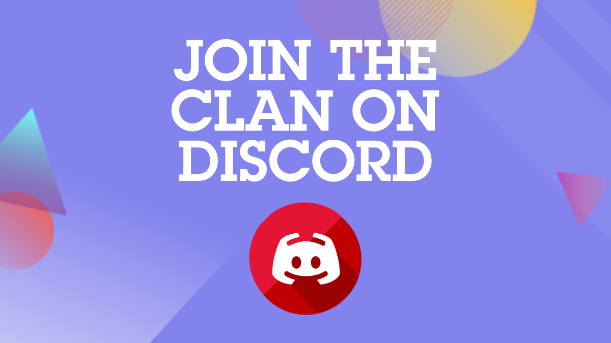 Join the Clan on Discord